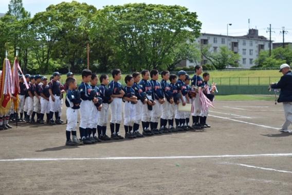 第34回北総地区少年野球大会 3位